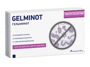 Gelminot описание