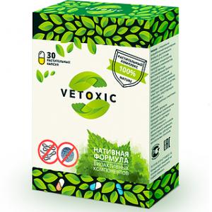 Vetoxic описание