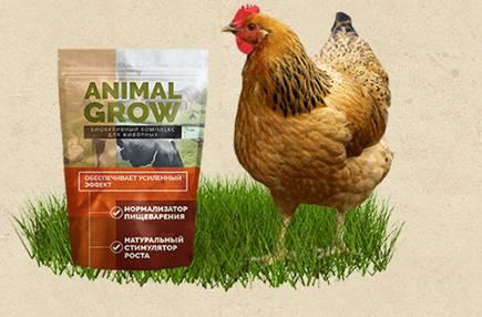 ОТЗЫВЫ О «ANIMAL GROW»