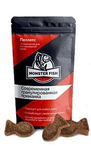 Отзывы о Пеллетс Monster Fish: Развод или нет