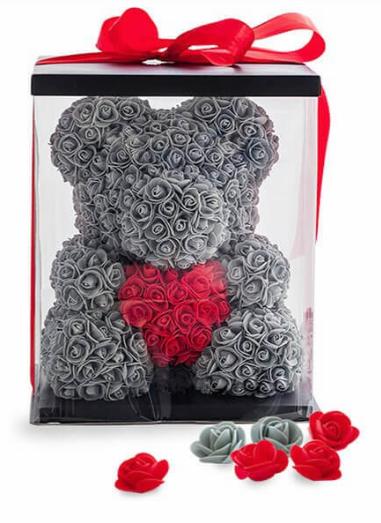 Отзывы о подарке Мишка из роз: Развод или нет
