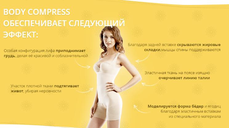 ody Compress отзывы специалистов