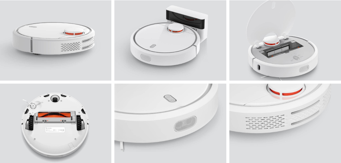 Xiaomi Mi Robot 2 отзывы специалистов 2