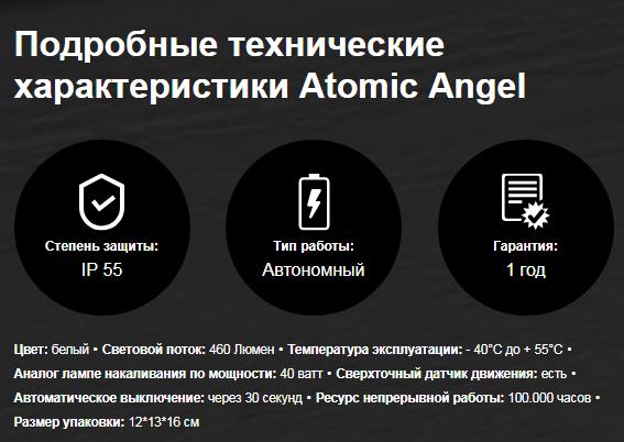 Atomic Angel отзывы специалистов 2