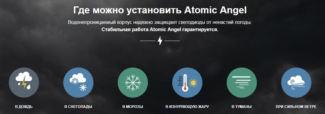 Atomic Angel отзывы специалистов 3