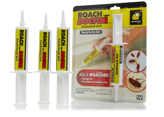 Отзывы о Roach Doctor: Развод или нет