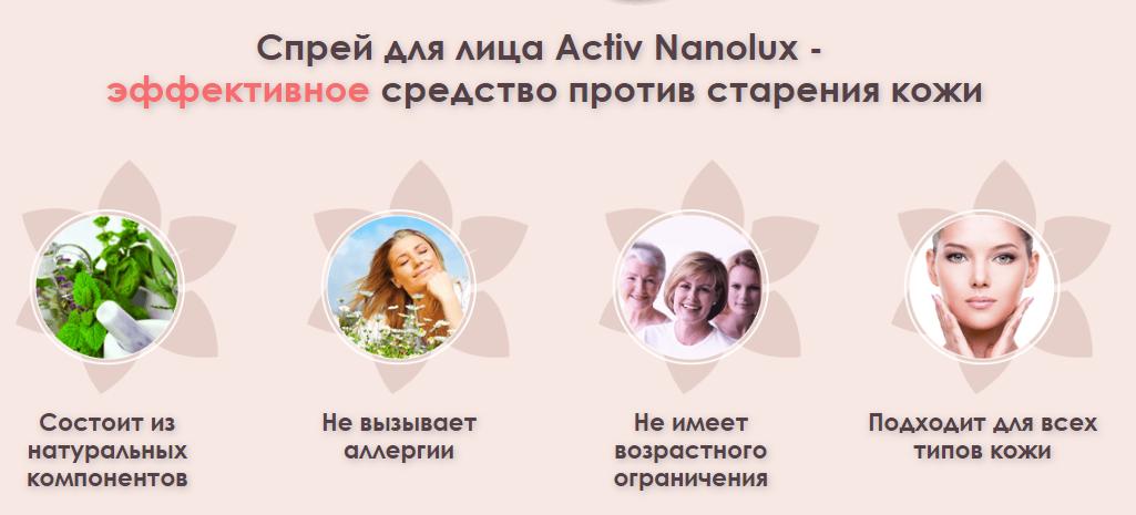 Nanolux Activ отзывы специалистов