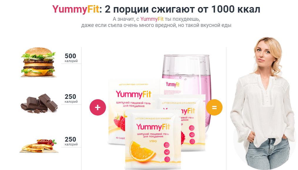 YummyFit отзывы специалистов