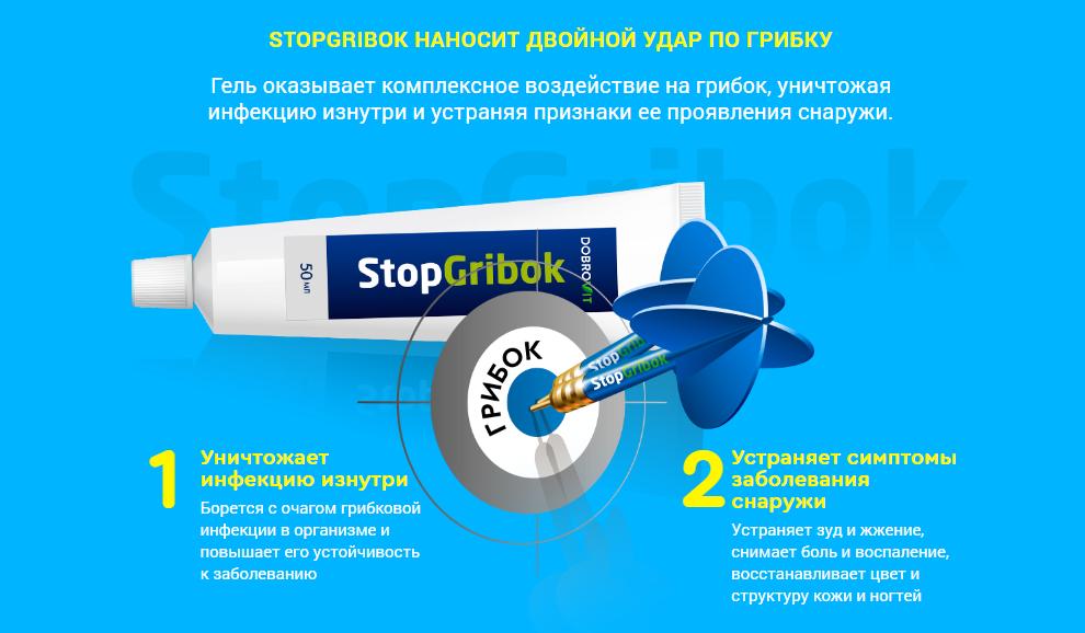 StopGribok отзывы специалистов