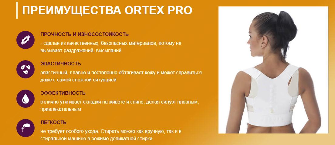 Ortex Pro отзывы специалистов 2