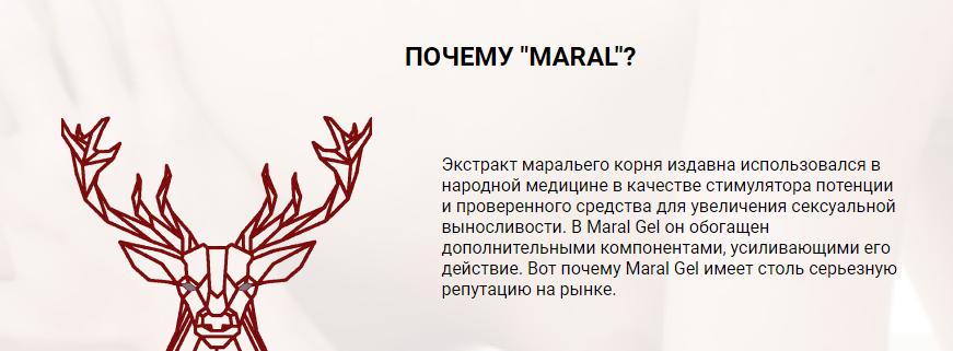 Maral Gel отзывы специалистов 1
