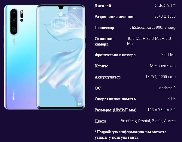 Huawei P30 Pro отзывы специалистов 1