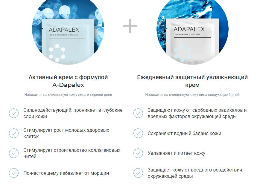 Adapalex отзывы специалистов 1
