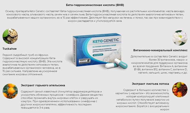 Отзывы специалистов о KetoGenetic3