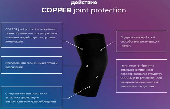 Отзывы специалистов (врачей) о Copper Joint Protection3