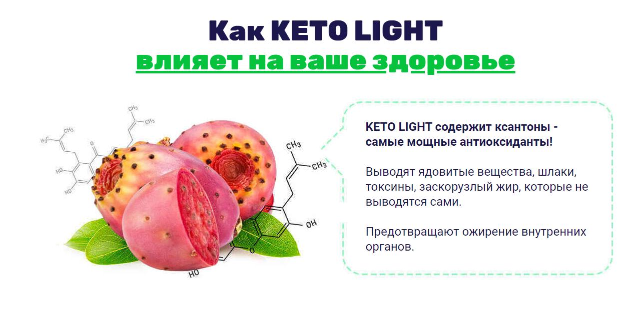 Keto Light отзывы специалистов