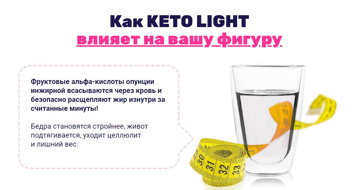 Keto Light отзывы специалистов 2