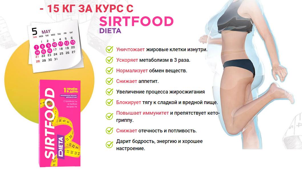 Sirtfood Dieta отзывы специалистов 2